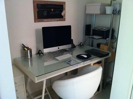 המשרד הביתי של שרית